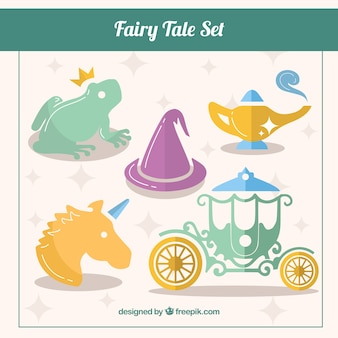 Accessories of fairy tale
