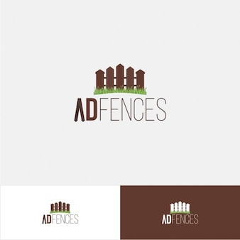 AD Fences Logo