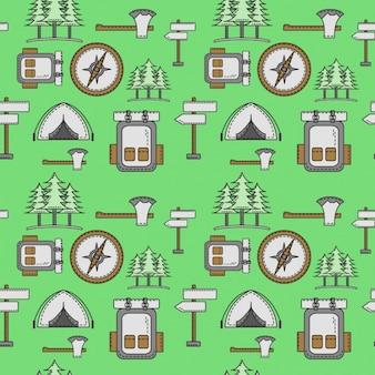 Adventure pattern design