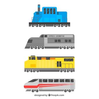 All times train collecti