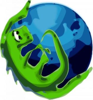 Alternate Mozilla Browser Icon