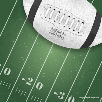 American football game background