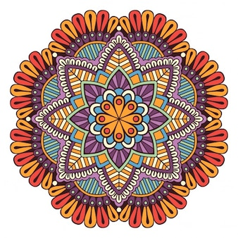 An amazing mandala