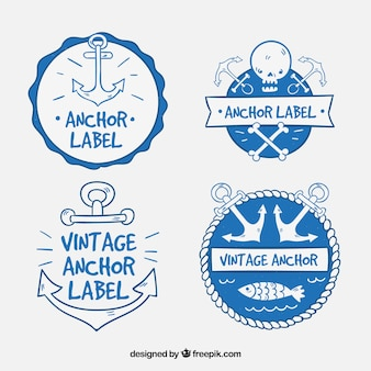 Anchor design collection