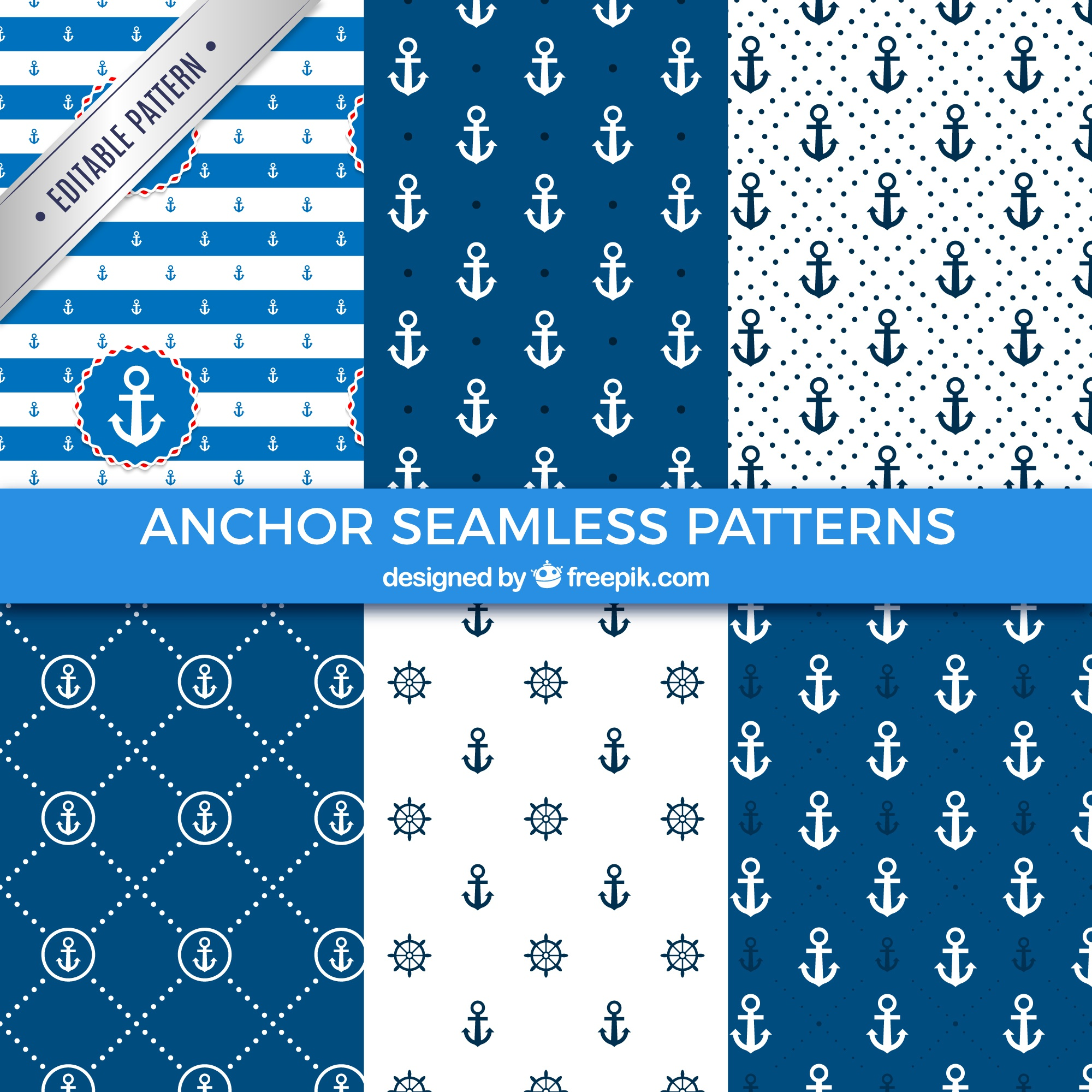 Anchor patterns