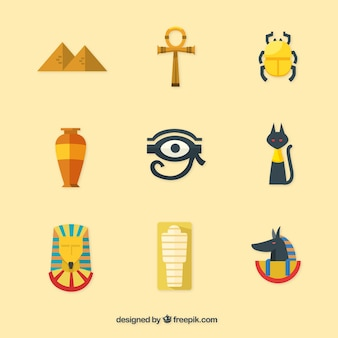 Ancient egypt elements