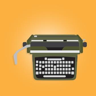 古代のタイプライター