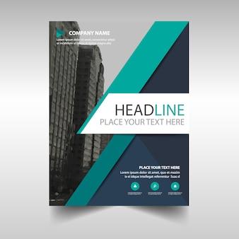 Annual report creative brochure