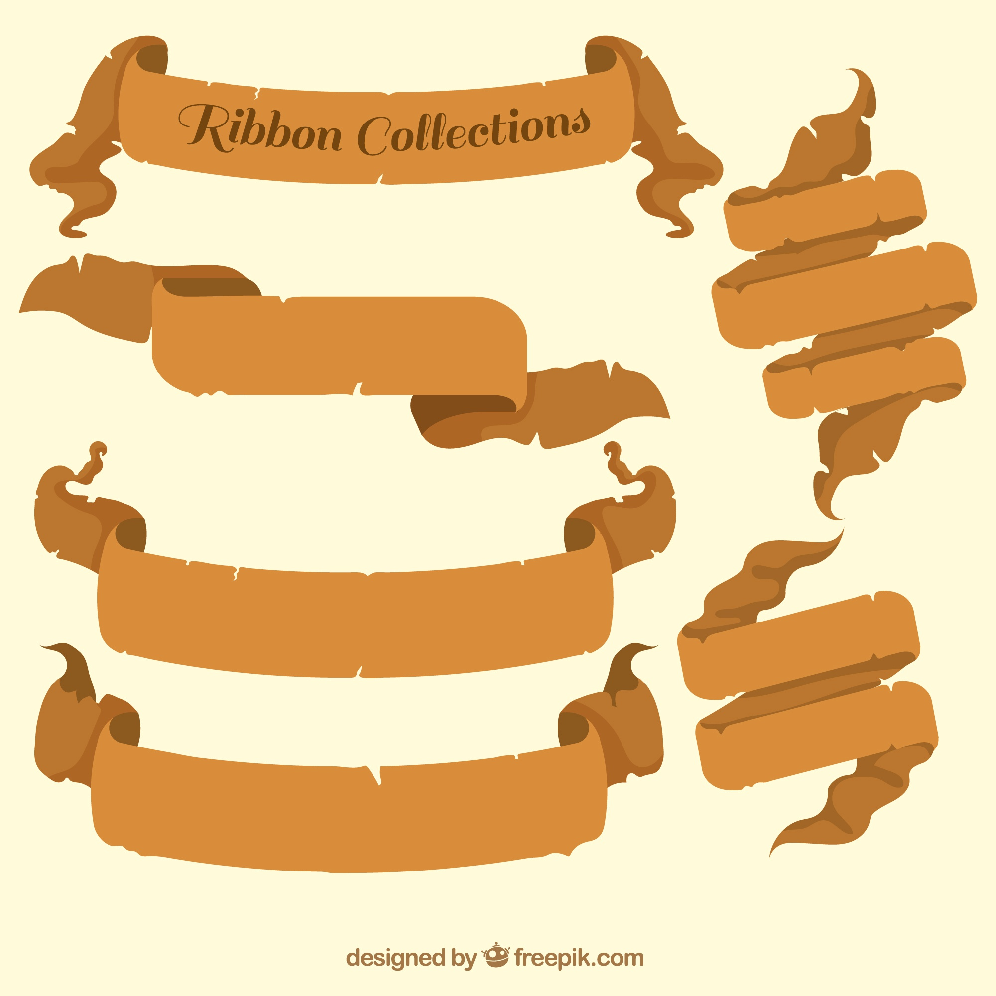 Antique Ribbon Collection