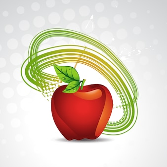 Apple vector design