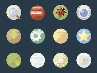 Applications icon collection