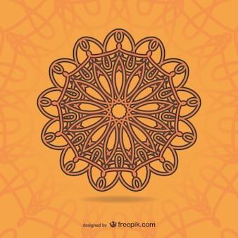 アラベスク装飾