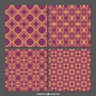 Arabian editable pattern
