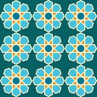 Arabic Traditional Pattern