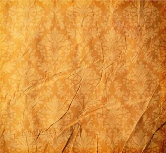 Art yellow web grungy texture