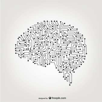 Artificial brain vector