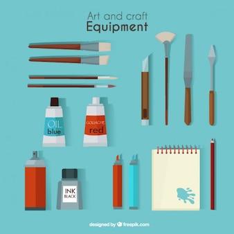 Artsy equipment