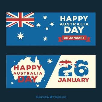Australia Day Banner Pack