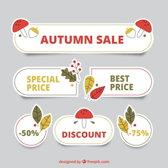 Autumn sale collection