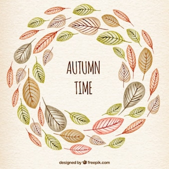 Autumn time background