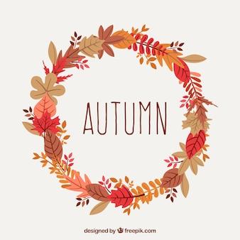Autumnal wreaths