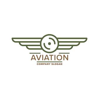 航空軍ロゴ