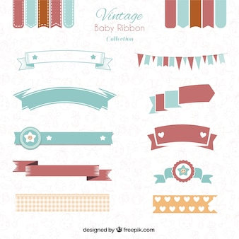 Awesome baby ribbon pack