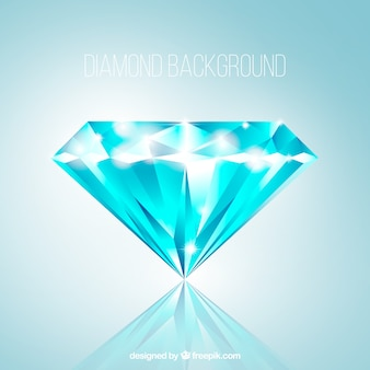 Awesome background of beautiful diamond