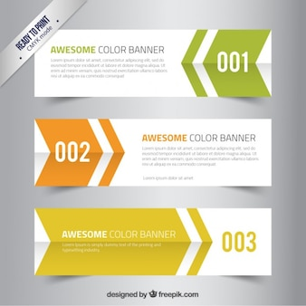 Awesome banners