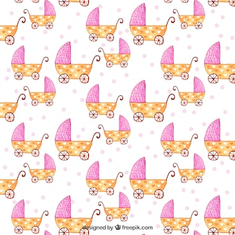 Baby strollers pattern