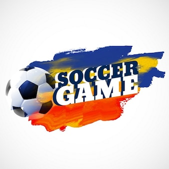Background about soccer