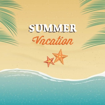 Background about summer vacation