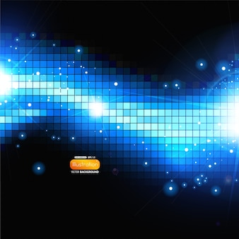 Background abstract modern sparkling creative