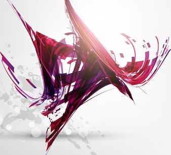 Background art colorful lines wallpaper