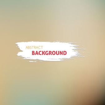 Background defocused, beige