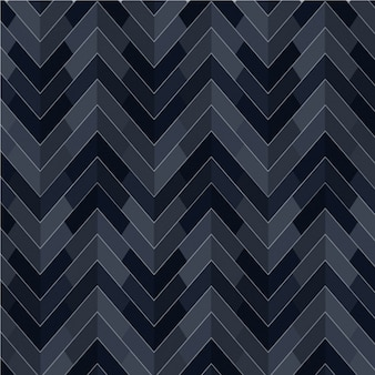 Background in dark tones with zigzag lines