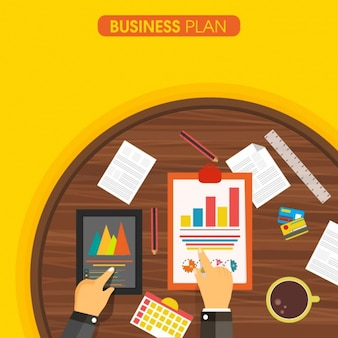 Background of business plan
