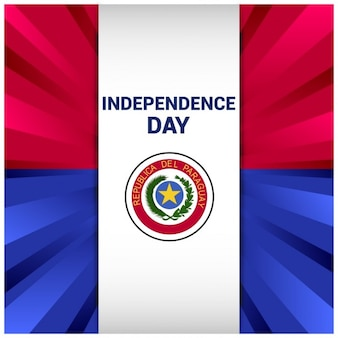 Background of independence day of paraguay