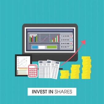 Background of invest in shares