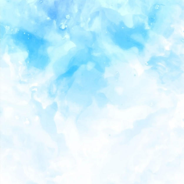 Background texture, blue watercolor