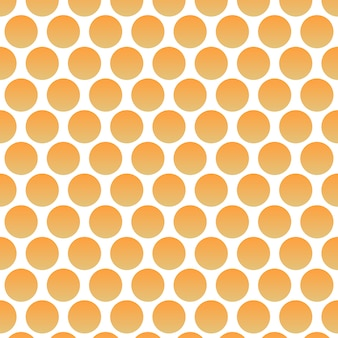 Background with a geometric pattern of circles