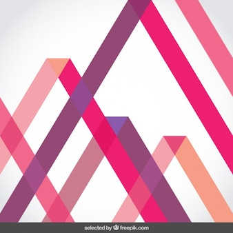 Background with pink translucent stripes