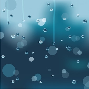 Background with water texture