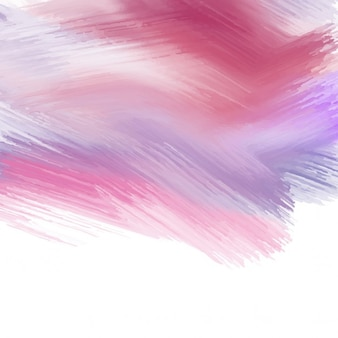 Background with watercolor brushstrokes