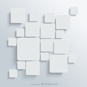 Background with white squares free vector