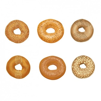 Baked Bagels Collection