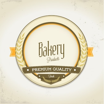 Bakery badge