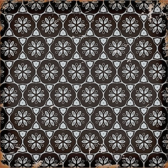 Baroque seamless vintage decoration abstract