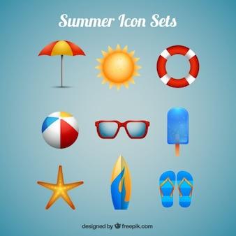 Basic summer accessories