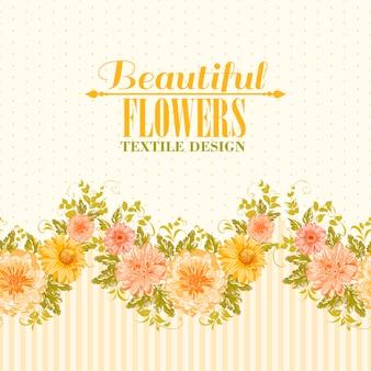 Beatuiful flowers background